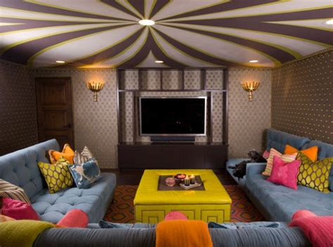 trends playroom how to update your living room s ceiling for a stunning
