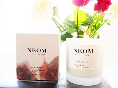 neom comforting candle currently loving neom comforting candle review we were