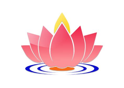 design bunga teratai artikel logo parimandala design is the silent ambassador