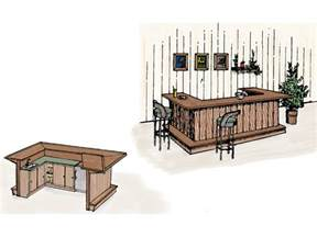 home bar floor plans wet bar building plan 002d 1500 house plans and more