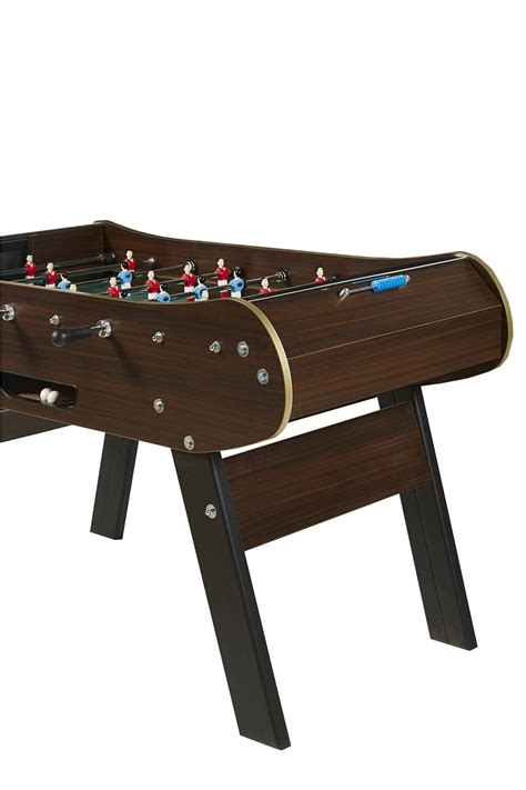 rene wenge color football table liberty