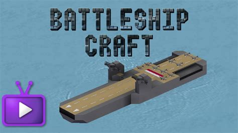 How To Make A Aircraft Carrier Out Of Paper - battleship craft aircraft carrier lets build a ship 8