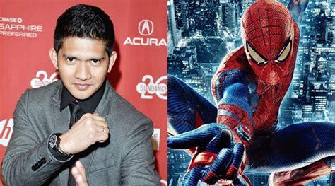 iko uwais akan main di film spiderman ini tanggapan iko uwais soal bermain film di sequel