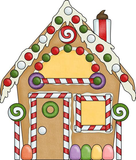 gingerbread house clipart clipart suggest