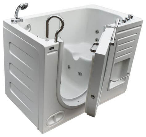 ada compliant bathtubs steam planet 51 quot x30 quot walk in ada compliant bathtub
