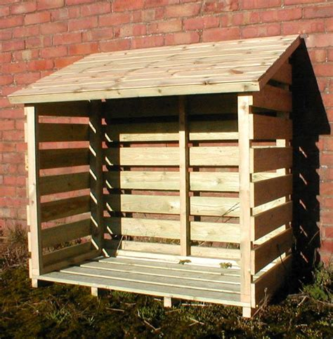 log store small log shed wood shed plans shed design