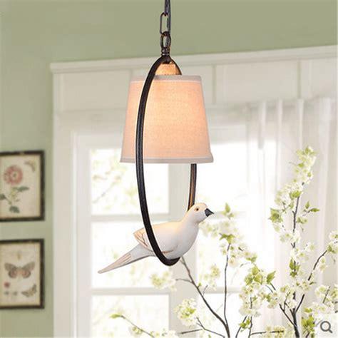 Hot Lustre Genuine Led Pendant Lights Vintage Bird Bedroom Vintage Bedroom Lighting