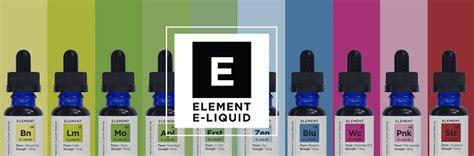 fruitiest e liquid element e liquid review