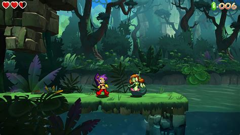 shantae  genie hero wallpapers  ultra hd