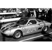 1963 ATS 2500 GT Allemano  Studios