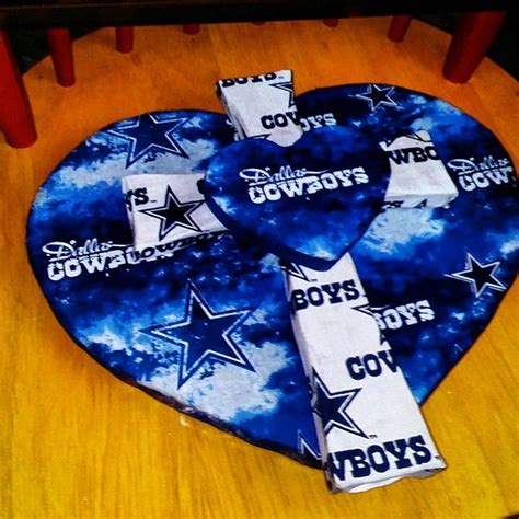 1000 images about dallas cowboy handmade items on