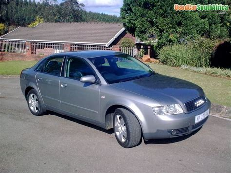 Buy Used Audi A4 by 2002 Audi A4 1 9 Tdi Used Car For Sale In Pietermaritzburg