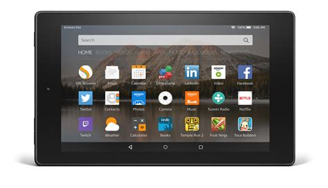 amazon os amazon s new fire hd 8 10 tablets come with more android