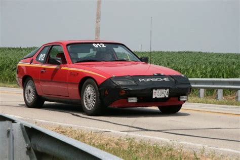 Porsche 924 Sebring by A Scorchin Hot Time At The Mobil 1 Tsd Rally Flatsixes