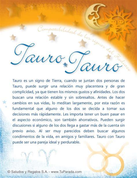 compatibilidad de tauro y tu pareja horoscopofreecom fotos del signo tauro newhairstylesformen2014 com