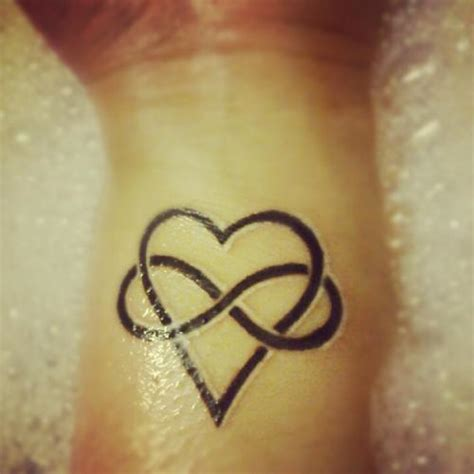 infinity heartbeat tattoo meaning beautiful infinity heart related search result hd tattoos com