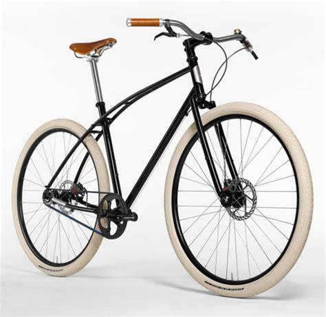 design milk bicycles titanium and steel urban bicycles by paul budnitz design