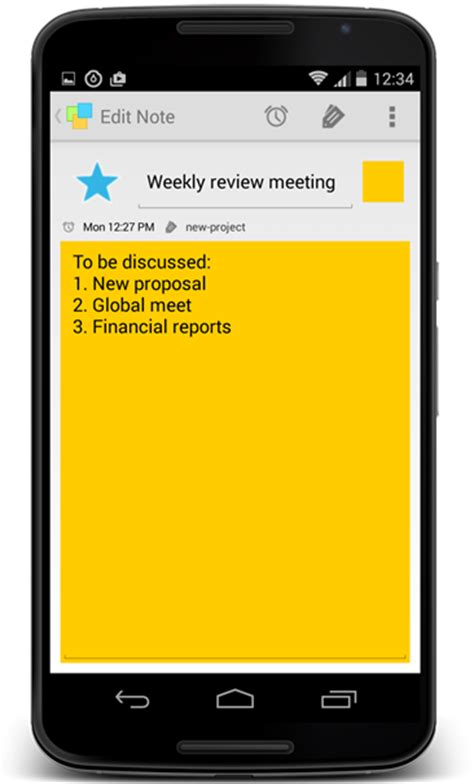 notes app for android notezilla sticky notes app for android conceptworld s