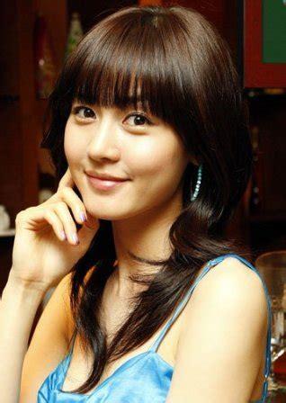 rambut pendek sebahu ala artis korea tulisanviralinfo