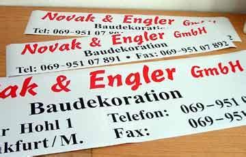 Folienbeschriftung Hagen by Ihr Partner F 252 R Schilder Und Folien Beschriftung Aus Hagen