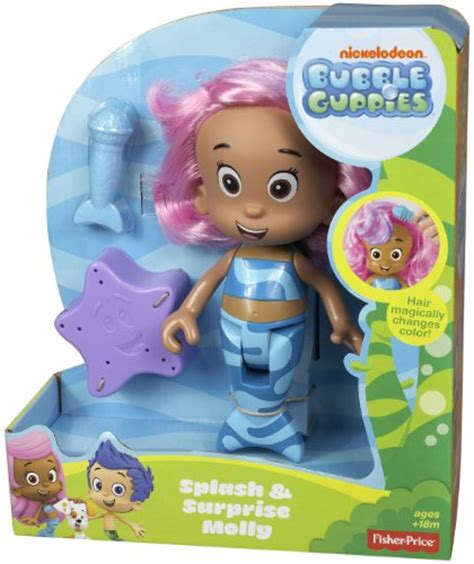 fisher price bubble guppies bubble boat fisher price nickelodeon bubble guppies molly bath doll