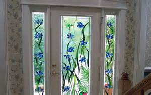 stained glass door stained glass home window installation chicago il