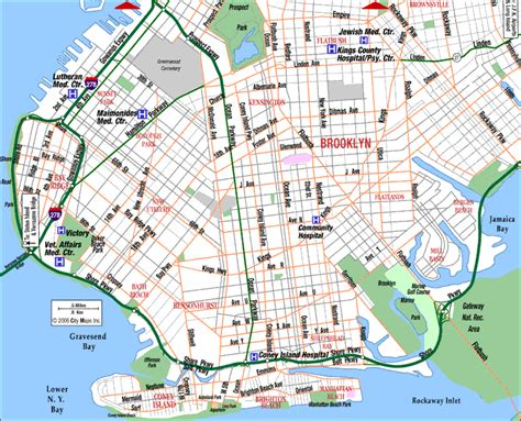 Where To Find In Nyc Ny Map My