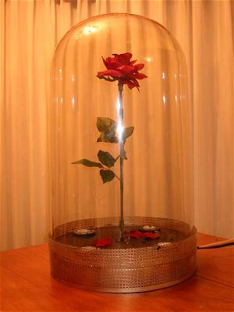 And The Beast Flower Vase by