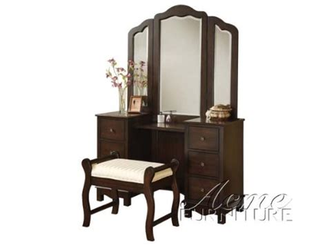 Espresso Bedroom Vanity by Product Reviews Buy Acme Furniture Jasper Espresso