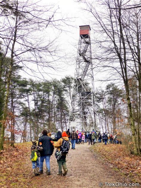 51st Annual Hocking Hills Winter Hike, January 2016   TrekOhio