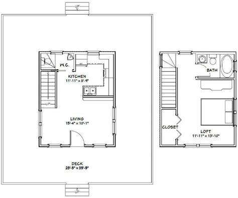 16x20 floor plans 16x20 tiny house 569 sq ft pdf floor plan albany