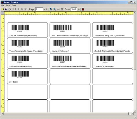 printable upc labels how to print barcode labels for new records