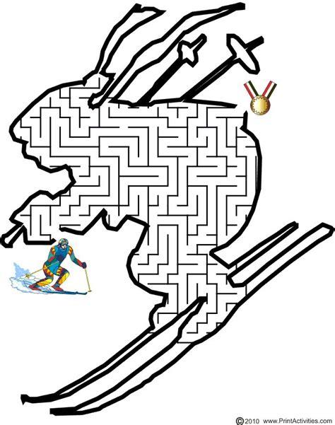 printable hockey mazes 138 best kids maze лабиринты images on pinterest day