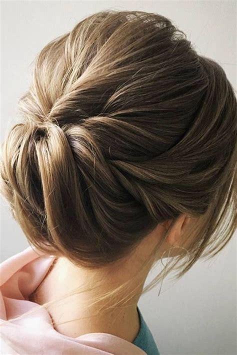 Middle Aged Woman Chignon | voici des magnifiques coiffures pour femme tendance 2017