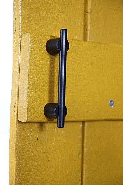 Barn Door Handle House Tweaking