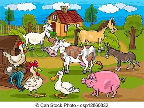boyama resim no 30 ciftlik hayvanlari boyama gosterim 307 puzzle de comunidad rural rompecabezas de