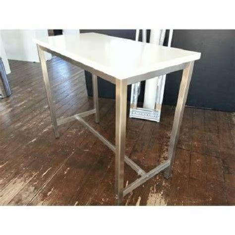 Utby Bar Table Utby Stainless Steel Table Craigslist 200 Length 46 50 Quot Height 39 00 Quot Width 22 Quot Studio