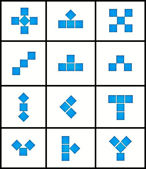 a growing pattern in math growing patterns center activity classroom ideas