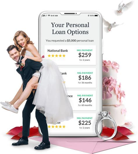 Wedding Loans up to $50k   Compare Offers Today   LendingTree