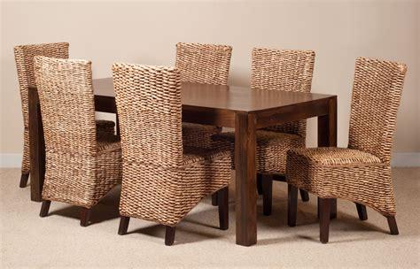 Kursi Dari Bahan Rotan aneka contoh desain kursi makan dari rotan simomot