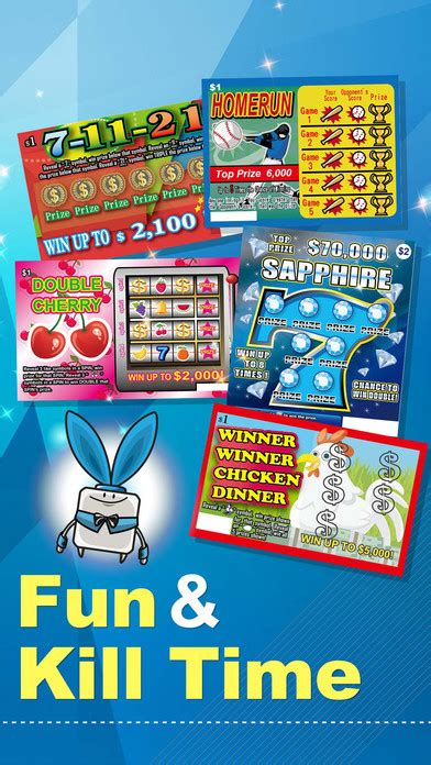 Free Scratch Off Games Win Real Money - scratch off scratchers games on the app store