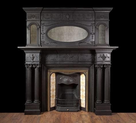antique cast iron fireplace cast iron fireplace ci138 19th century antique cast iron fireplaces antique fireplaces