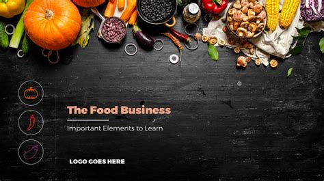 food safety powerpoint template culinary powerpoint templates for free slidestore