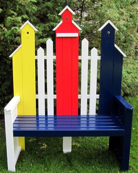 birdhouse bench benches free images and birdhouses on pinterest