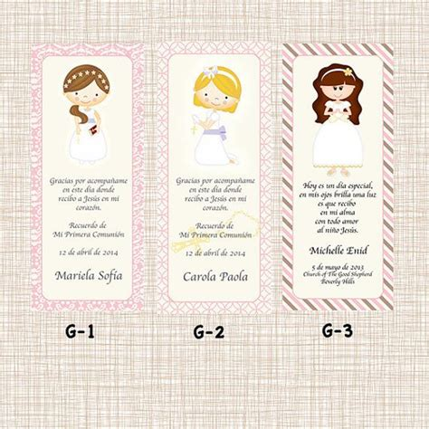 printable baptism bookmarks diy christening bookmarks party invitations ideas
