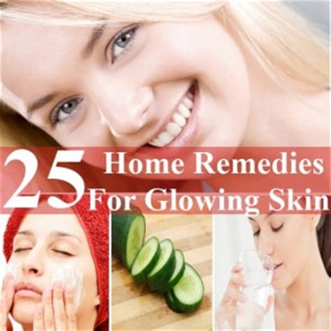 Home Remedies For Healthy Skin by 25 Fabulous Home Remedies For Glowing Skin Health And