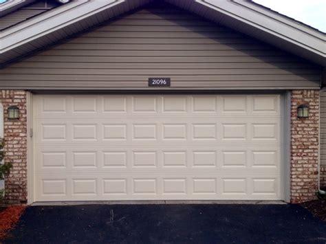 Raised Panel Garage Door Traditional Raised Panel Garage Doors