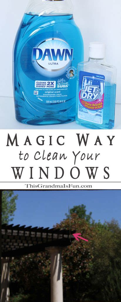 how to clean a window fan the magic way to clean your windows tgif this
