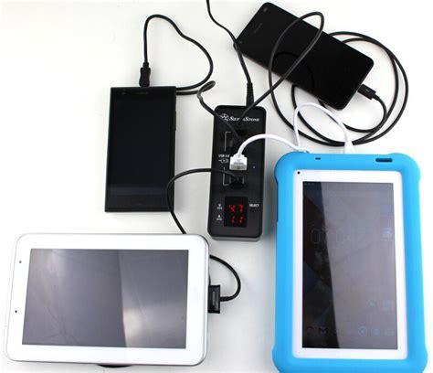 Usb Hub Incus silverstone ep03 usb 3 0 charging hub with display review