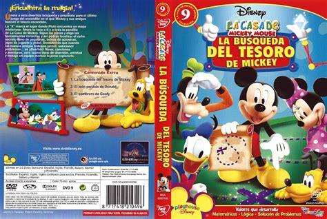 la casa de mickey mouse episodios car 225 tula caratula de la casa de mickey mouse la busqueda